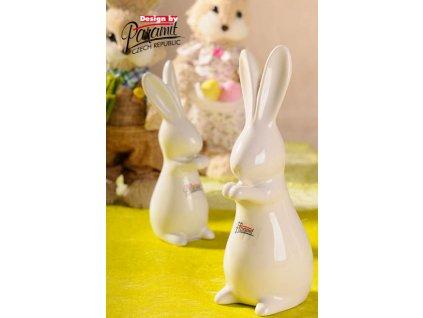 13014 19 Velikonoční zajíc Fešák 19 cm