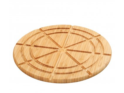 054293 - Bambusové prkénko ECO LINE na pizzu 30 cm - Zassenhaus