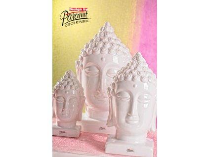 12088 28W Dekorační soška Buddha výšky 28 cm