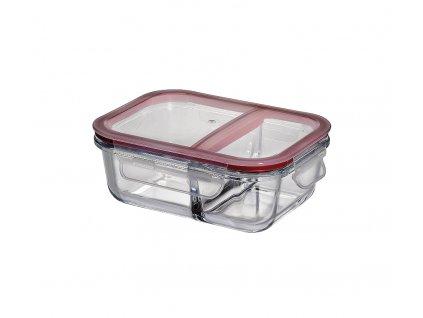 1001603500 - Skleněný obědový box S - Küchenprofi