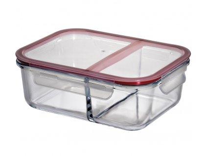 1001623500 - Skleněný obědový box L - Küchenprofi