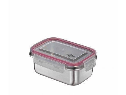 1001652800 - Nerezový svačinový box malý 0,5 l - Küchenprofi