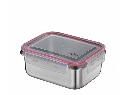 1001662800 - Nerezový svačinový box střední 1 l - Küchenprofi