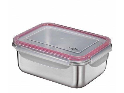 1001672800 - Nerezový svačinový box střední 1,8 l - Küchenprofi
