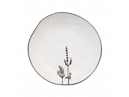 1991-00-62 - Polévkový talíř 20cm, Field - by inspire
