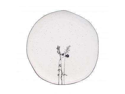 1993-00-62 - Mělký talíř 26cm, Field - by inspire