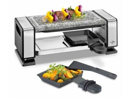 1760002800 - Elektrický Raclette gril VISTA 2 - Küchenprofi