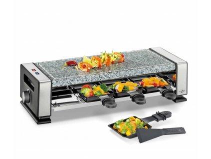 1760502800 - Elektrický Raclette gril VISTA 8 - Küchenprofi