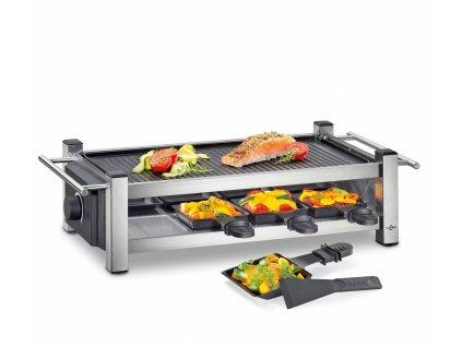 1770502800 - Elektrický Raclette gril TASTE 8 - Küchenprofi