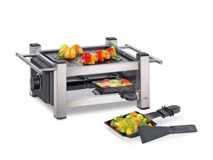 1770602800 - Elektrický Raclette gril TASTE 4 - Küchenprofi