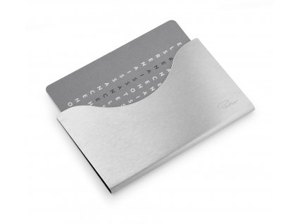 211014 SMART Pouzdro na kreditní karty s RFID ochranou od PHilippi