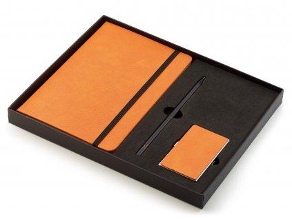 246007 Dárkový set 3ks Notes vizitkář, zápisník, tužka od Philippi