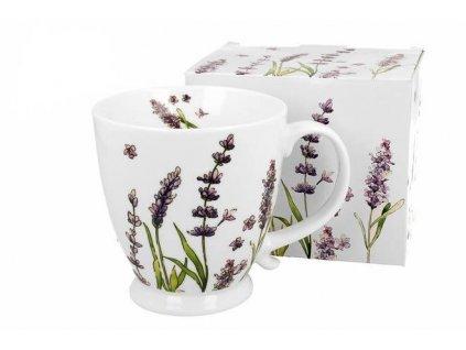 Lavender hrnek 400 ml se stopkou od Duo