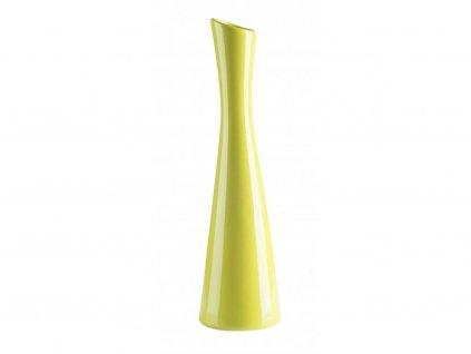 8805 11 00 Váza X 10x35 cm světle zelená od by inspire