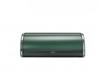 304767 CHlebník Roll Top tmavě zelený velký od Brabantia