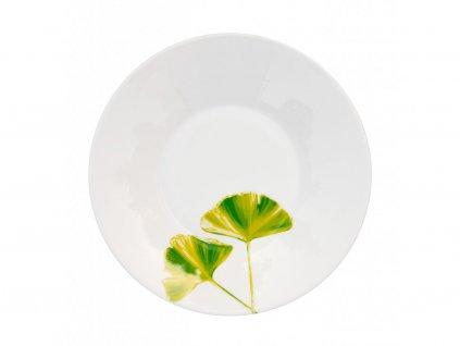 Polévkový talíř 22 cm - GINKGO