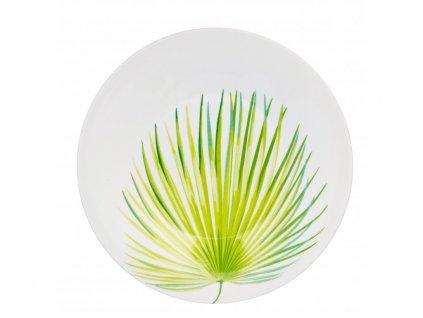 Mělký jídelní talíř 27 cm Palma - GINKGO