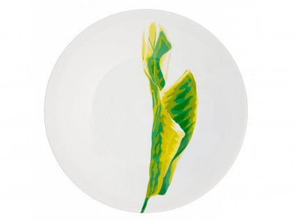 Mělký jídelní talíř 27 cm Banana - GINKGO