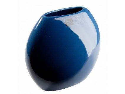 Váza even 16,5 x 8,5 cm modrá - by inspire