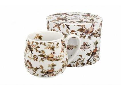 H192 BIRDS Hrnek na čaj baculka 430 ml od DUO