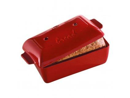 Forma na pečení chleba hranatá 28x15x12 cm - Emile Henry - 795504