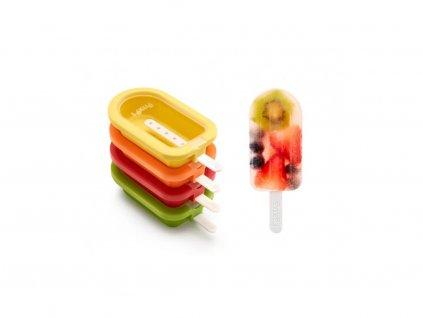 3400221S01U150 Stackable popsicle tvořítka na zmrzliny 4 ks