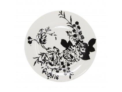A294 00 67 Dezertní talří 19,5 cm z kolekce porcelánu NATTY od by inspire