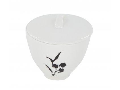 8136 00 67 Cukřenka 150 ml z kolekce porcelánu NATTY od by inspire