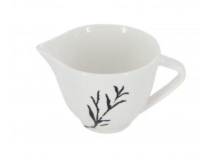 8135 00 67 Mléčenka 150 ml z kolekce porcelánu NATTY od špičkové české značky by inspire.