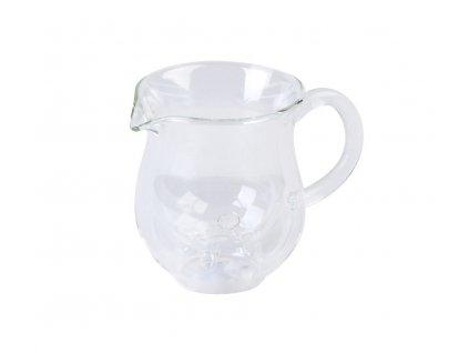 Mléčenka-džbánek 220ml GLASS - by inspire
