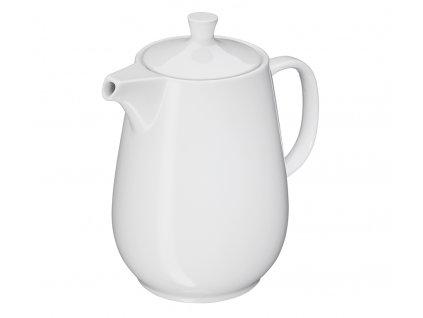 215403 Roma konvice na kávu 1,2 l bílá od Cilio.