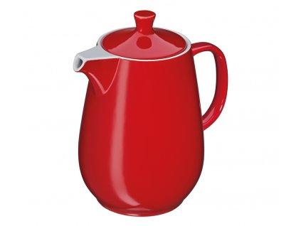 215410 Roma konvice na kávu 1,2 l červená od Cilio.