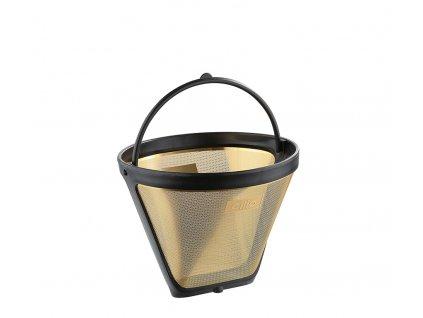 116014 Permanentní zlatý kávový filtr od Cilio.