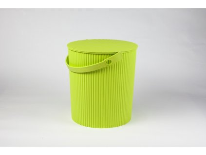 Úložný box/stupínek/sedátko 3 v 1 zelené - by inspire