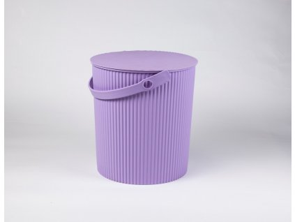 Úložný box/stupínek/sedátko 3 v 1 fialový - by inspire