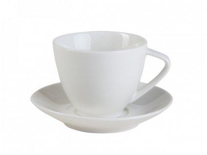 Kávový šálek s podšálkem 150 ml NOBLE - by inspire