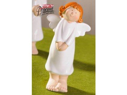 Anděl dívka Lolita 17 cm