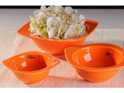 Cog miska hluboká oranžová 15 cm