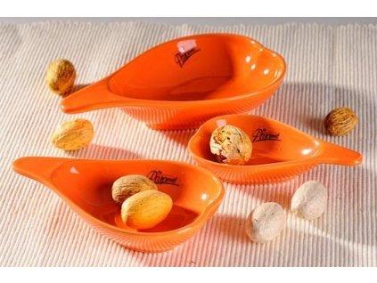 Lamella miska oranžová 15 cm