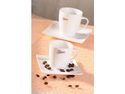 Espresso šálek s podšálkem 80 ml - Merry