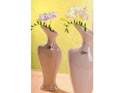 5504 30C Váza béžová 30 cm Žena