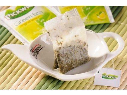 Čajníček bílá 8 cm  - Paramit - 7511-12W