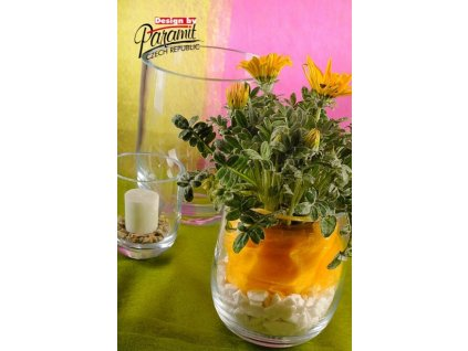 Arona váza sklo 18 cm