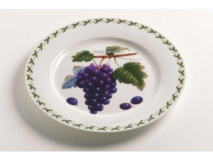 Porcelánový talíř  27,5 cm  hroznové víno  - Orchard Fruits - Maxwell&Williams