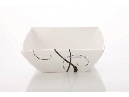 Porcelánová miska na polévku čtvercová 16 cm - Breeze - Maxwell&Williams