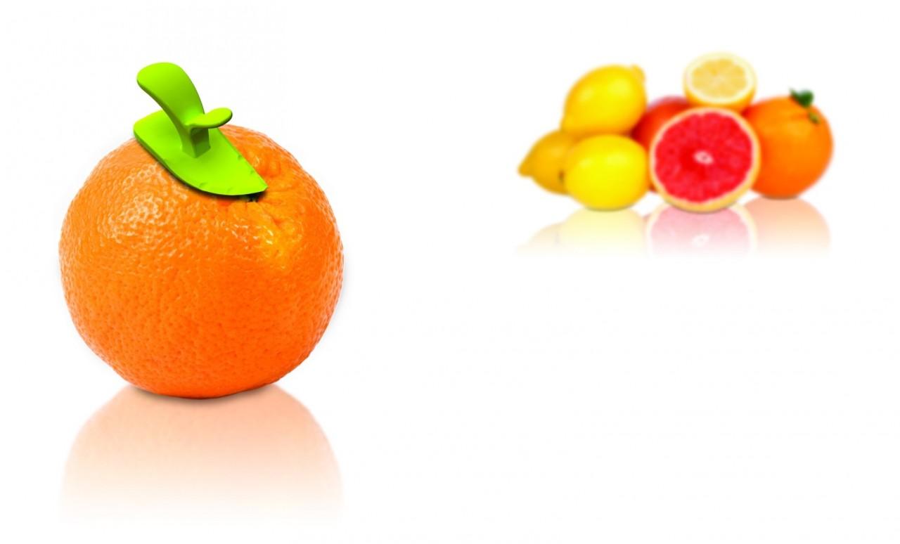 Vacu Vin Škrabka na citrusové plody
