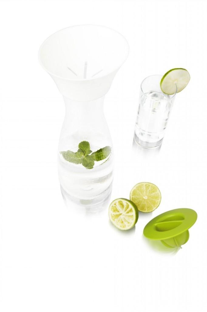Vacu Vin Karafa s lisem na citrusy - 1 l