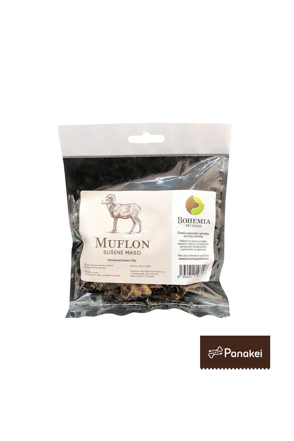 bohemia pet food susene maso muflon