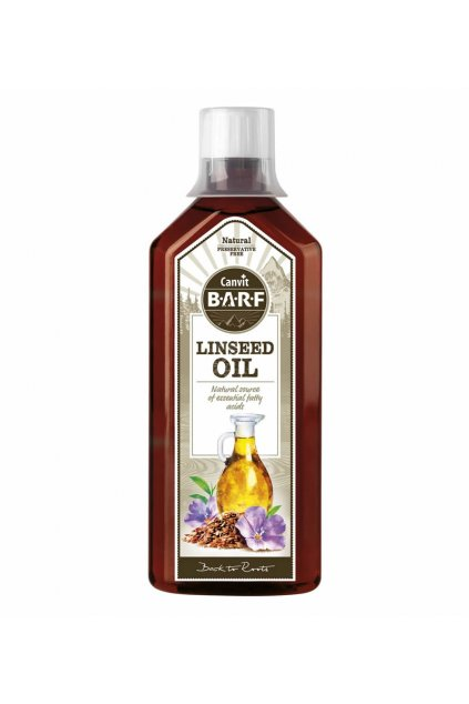 CB Linseed oil 500ml 3D