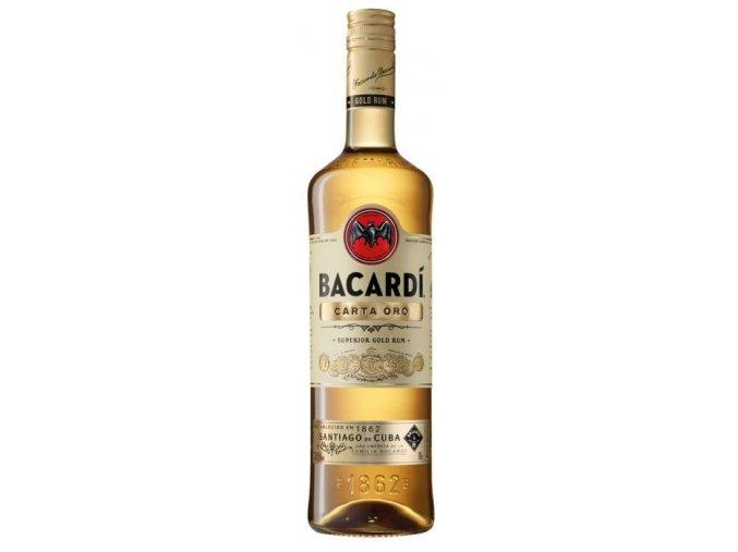 Bacardi Carta oro web